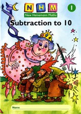 New Heinemann Maths Yr1, Subtraction to 10 Activity Book (8 | auteur onbekend |