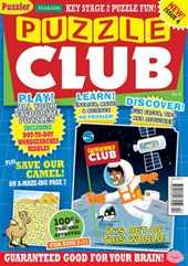 Puzzle Club issue | Harry Smith |