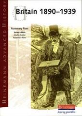 Heinemann Advanced History: Britain 1890-1939