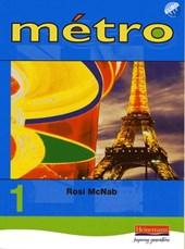 Metro 1 Pupil Book Euro Edition