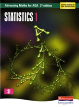 Advancing Maths for AQA: Statistics 1  2nd Edition (S1) | auteur onbekend |