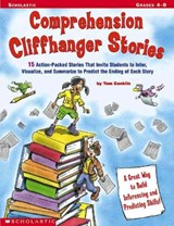 Comprehension Cliffhanger Stories | Tom Conklin |