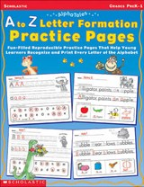 A to Z Letter Formation Practice Pages | auteur onbekend |