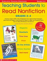 Teaching Students to Read Nonfiction | Boynton, Alice ; Blevins, Wiley |