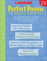 Perfect Poems With Strategies for Building Fluency | Scholastic Inc. |