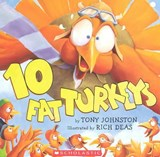 Ten Fat Turkeys | Tony Johnston |