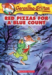 Geronimo Stilton: #7 Red Pizzas for a Blue Count