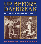 Up Before Daybreak | Deborah Hopkinson |