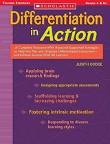 Differentiation in Action | Judith Dodge |