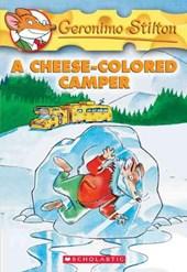 Geronimo Stilton: #16 Cheese-Colored Camper
