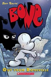 Bone (01): out from boneville pb
