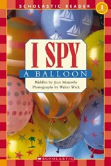 I Spy a Balloon | Jean Marzollo |