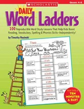 Daily Word Ladders Grades 4-6