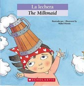 La Lechera = The Milkmaid | Luz Orihuela |