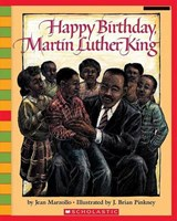 Happy Birthday, Martin Luther King | Jean Marzollo |