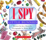 I Spy Little Bunnies | Jean Marzollo |