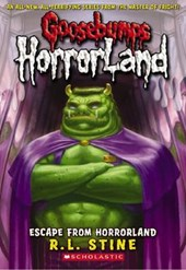 Escape from Horrorland | R. L. Stine |