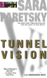 Tunnel Vision | Sara Paretsky |