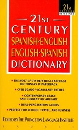 21st Century Spanish-English English-Spanish Dictionary | auteur onbekend |