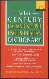 21st Century Italian-English Dictionary