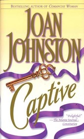 Captive | Joan Johnston |