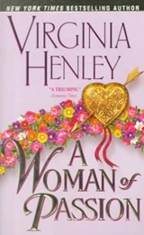 A Woman Of Passion, A | Virginia Henley |