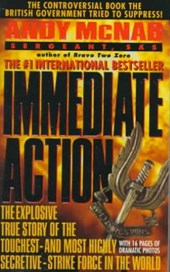 Immediate Action | Andy McNab |