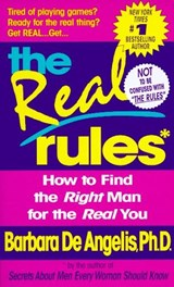 The Real Rules | Barbara De Angelis |