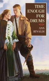Time Enough for Drums | Ann Rinaldi |