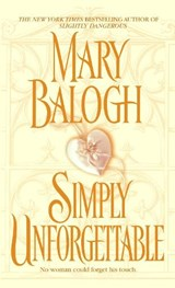 Simply Unforgettable | Mary Balogh |