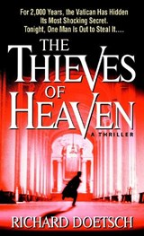 The Thieves of Heaven | Richard Doetsch |