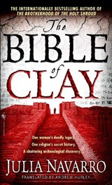 The Bible of Clay | Julia Navarro |
