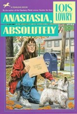 Anastasia, Absolutely | Lois Lowry |