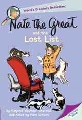 Nate the Great and the Lost List | Marjorie Weinman Sharmat |