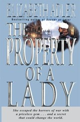 The Property of a Lady | Elizabeth Adler |