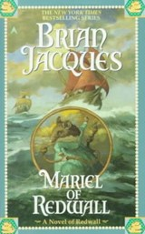 Mariel of Redwall | Brian Jacques |