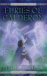 Furies of Calderon | Jim Butcher |