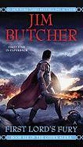 First Lord's Fury | Jim Butcher |