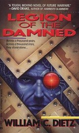 Legion of the Damned | William C. Dietz |