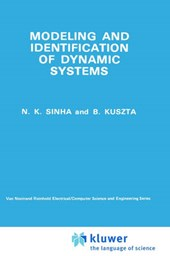 Modelling and Identification of Dynamic Systems
