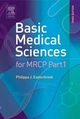 Basic Medical Sciences for MRCP Part | Philippa J Easterbrook |