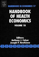 Handbook of Health Economics | A J Culyer |