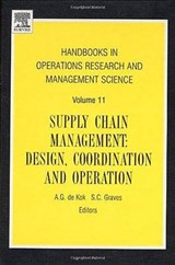 Handbooks in Operations Research and Management Science | Graves, S. C. ; Kok, A. G. De |