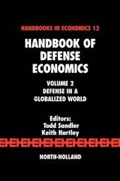 Handbook of Defense Economics