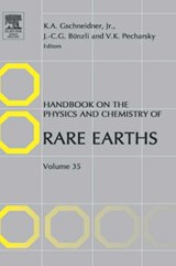 Handbook on the Physics And Chemistry of Rare Earths | auteur onbekend |