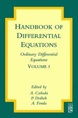 Handbook of Differential Equations: Ordinary Differential Eq | A. Canada |