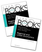 Handbook of Regional and Urban Economics | DURANTON,  Gilles |