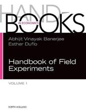 Handbook of Economic Field Experiments