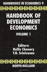 Handbook of Development Economics | Hollis Burnley Chenery & T. N. Srinivasan |