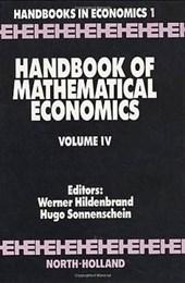 Handbook of Mathematical Economics